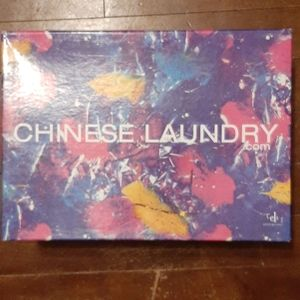 Chinese Laundry womans high heels size 7.5m